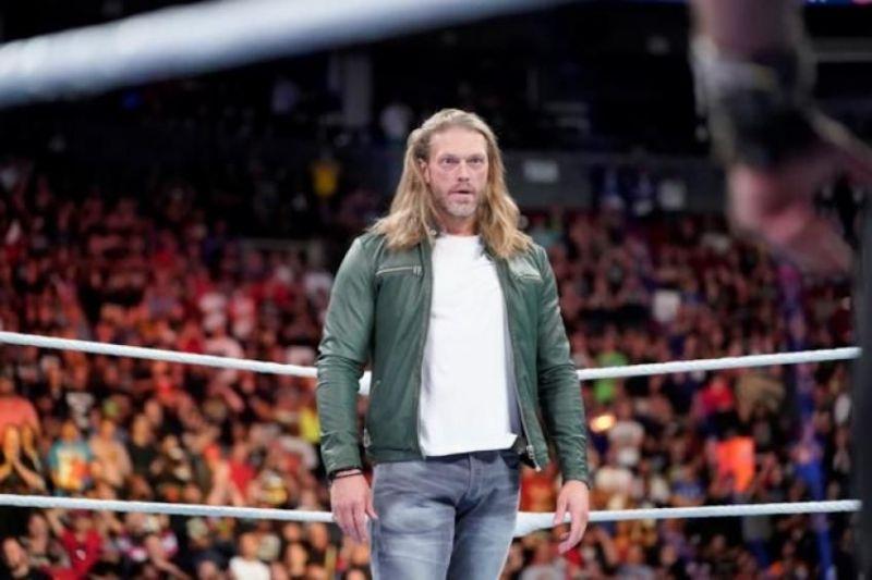 Edge will return on RAW