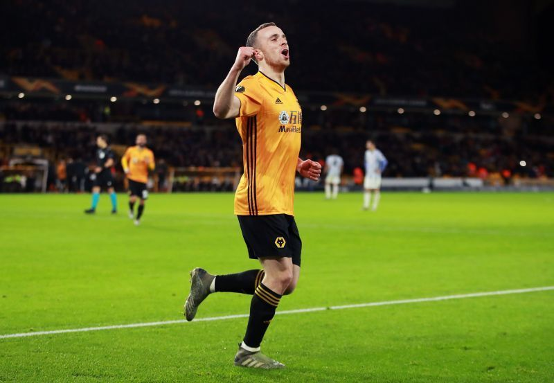 Diogo Jota has taken his game to another level since helping Wolves get back to the Premier League.
