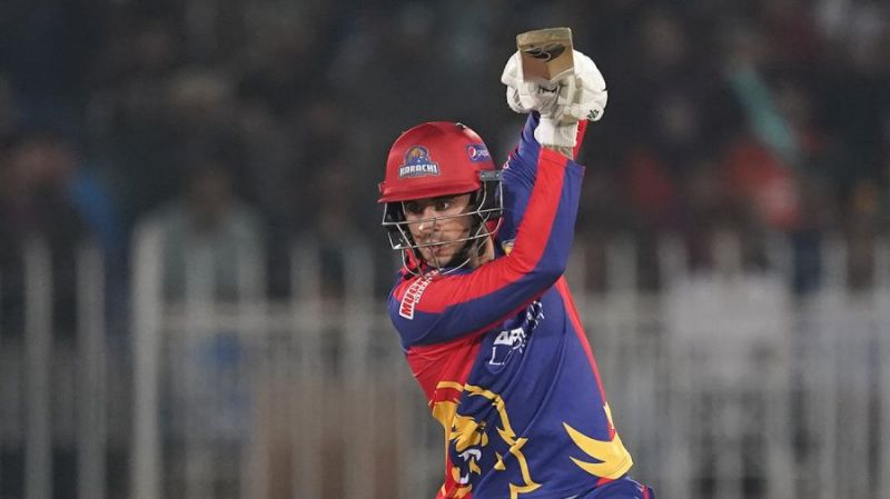 Alex Hales was the star in their previous encounter