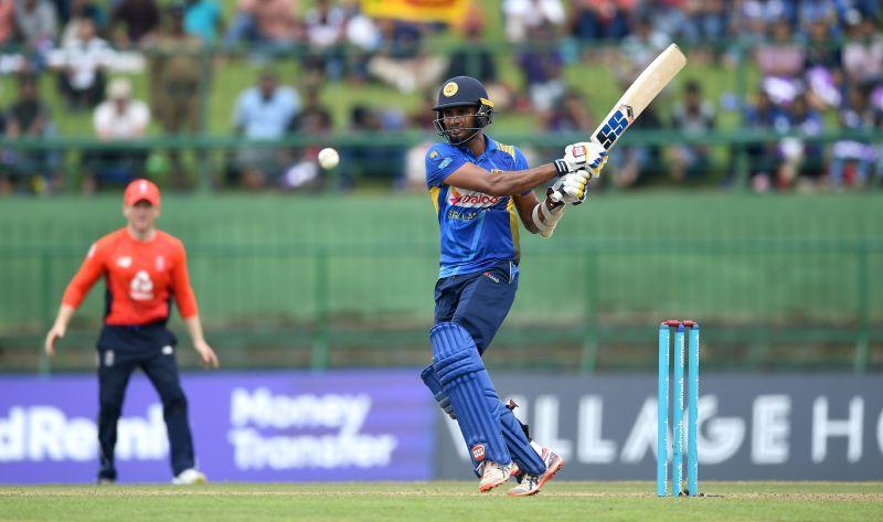 Dasun Shanaka is a big-hitting all-rounder