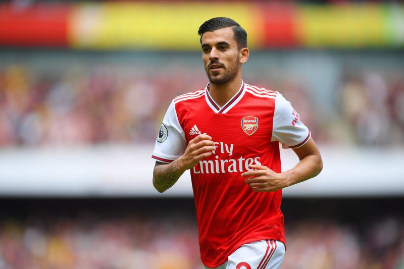 On-loan from Real Madrid, Dani Ceballos is thriving with Arsenal in the Premier League