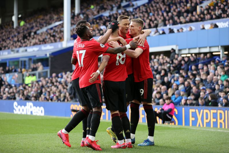 Manchester United are unbeaten in their last eight games in all competitions