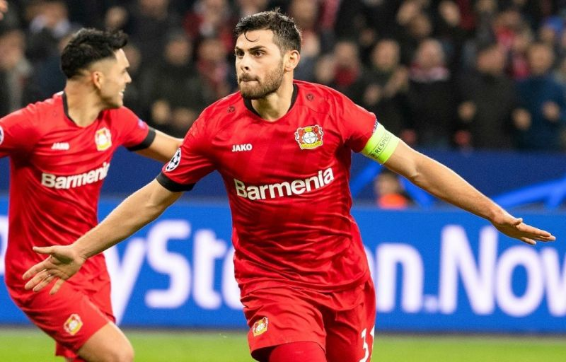 The Bayer Leverkusen striker has stated his desire to play in the Premier League