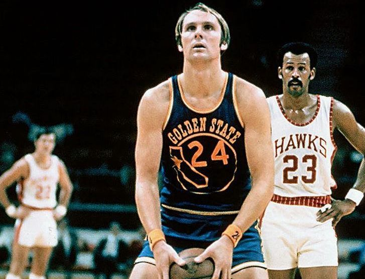 Rick Barry was drafted in 1965