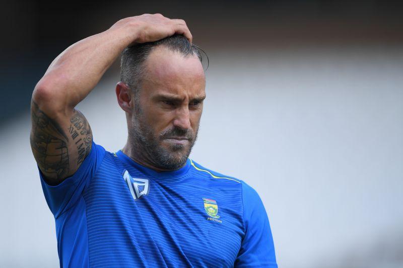 Faf du Plessis will lead World XI