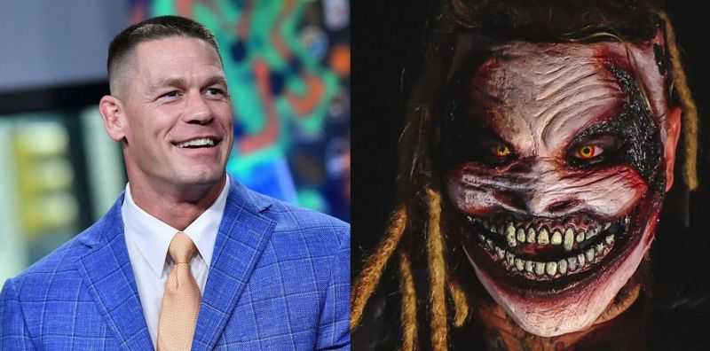 John Cena and The Fiend are set to wrestle at The Show of Shows on April 5