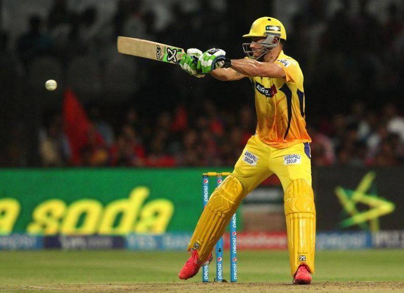 Faf du Plessis will have to bring his experience to the fore