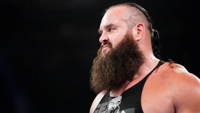 Braun Strowman is the Intercontinental Champion