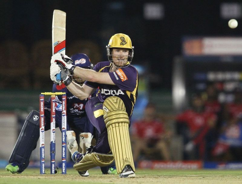 Eoin Morgan will provide the necessary experience in the middle-order