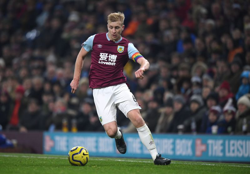 Mee has been putting in consistently good performances for Burnley this season