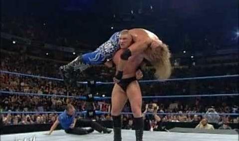 Brock Lesnar and Edge