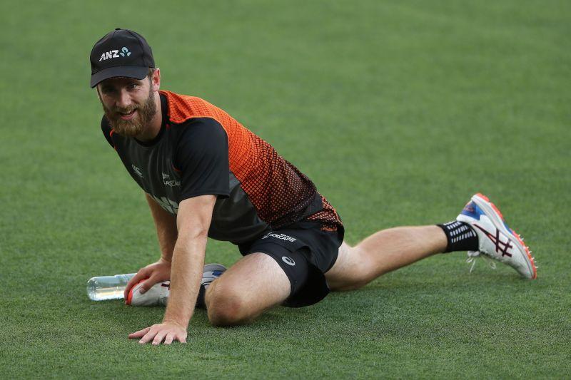 New Zealand Training Session