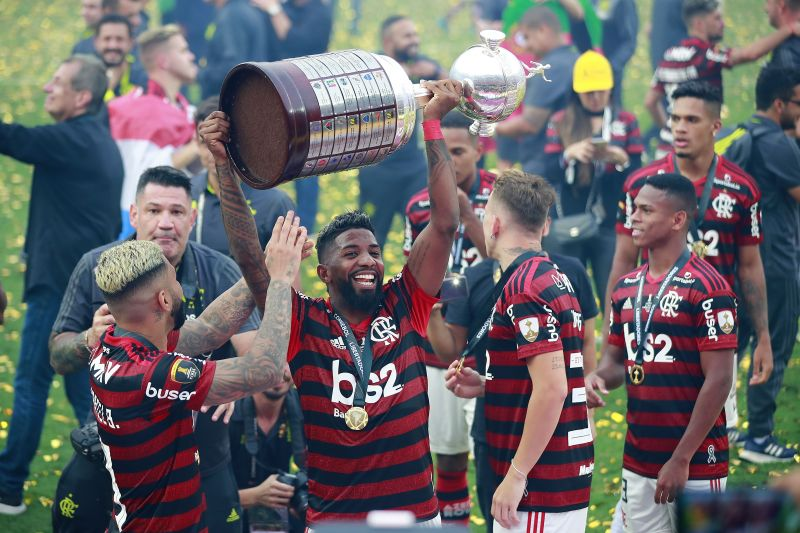 Flamengo are the defending champions.