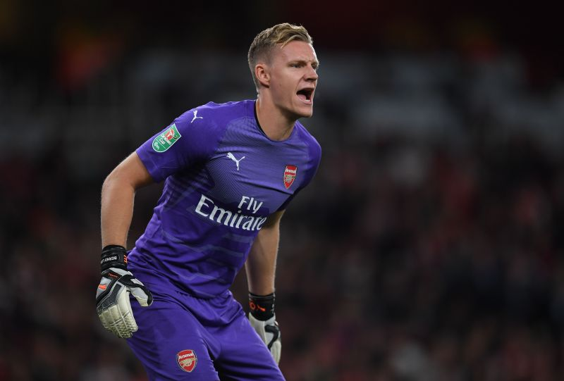 Bernd Leno has saved Arsenal on several occasions this season