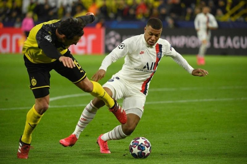 Kylian Mbappé is likely to miss the clash due to illness