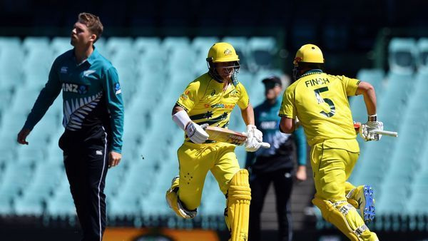 Australia thrashed New Zealand by 71 runs in the 1st ODI in Sydney