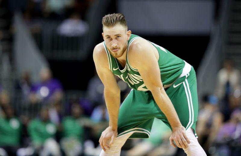 Gordon Hayward might feature for Boston Celtics v Oklahoma City Thunder.