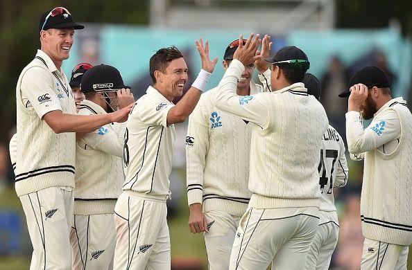 न्यूजीलैंड ने 2-0 से सीरीज पर कब्ज़ा किया