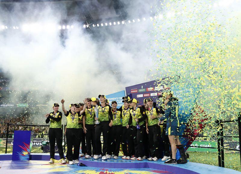 Australian women won their fifth World T20 title