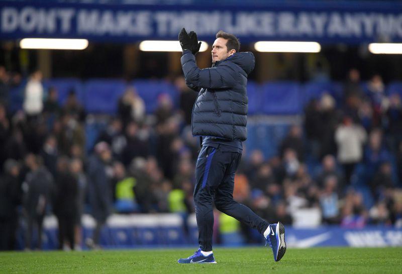 Frank Lampard has enjoyed a memorable first season back at Stamford Bridge