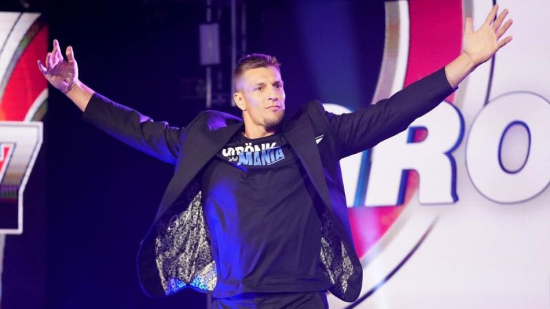 Rob Gronkowski is now a WWE Superstar