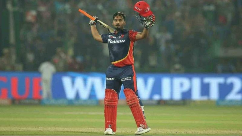 Rishabh Pant has recorded the highest individual score by an Indian player in the IPL