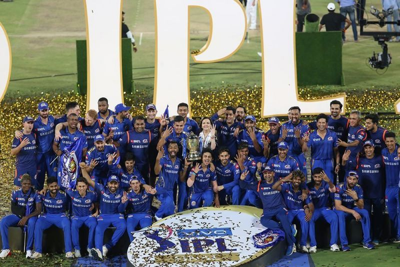 Mumbai Indians start as favorites