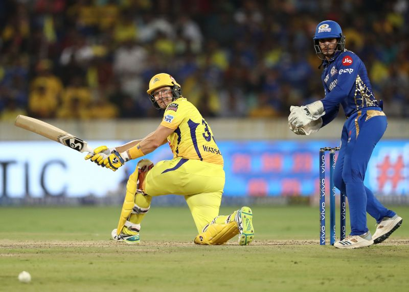 Shane Watson is an integral part of the CSK outfit