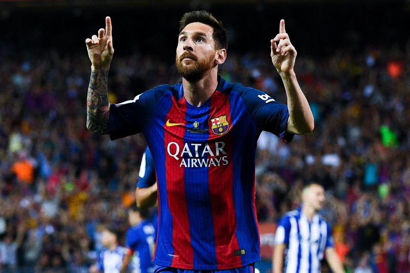 Messi can leave Barcelona in the coming years
