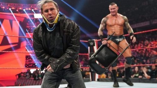 Matt Hardy may have far better luck in AEW honestly