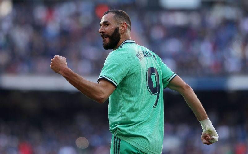 Karim Benzema is Real Madrid