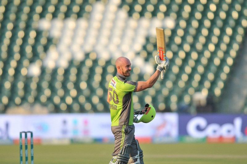 Chris Lynn will head home from the PSL due to the coronavirus pandemic (Image: Twitter)