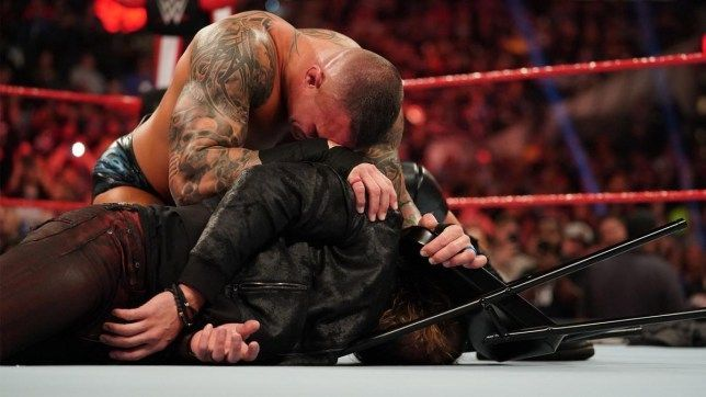 Orton has been on another level following his attack on Edge