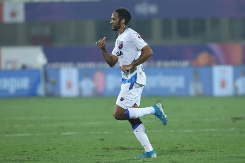 Manuel Onwu scored 7 goals in 4 matches for Odisha FC this season