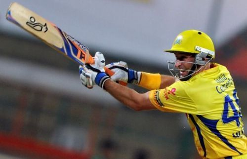 Mr. Cricket hit a century on his IPL debut