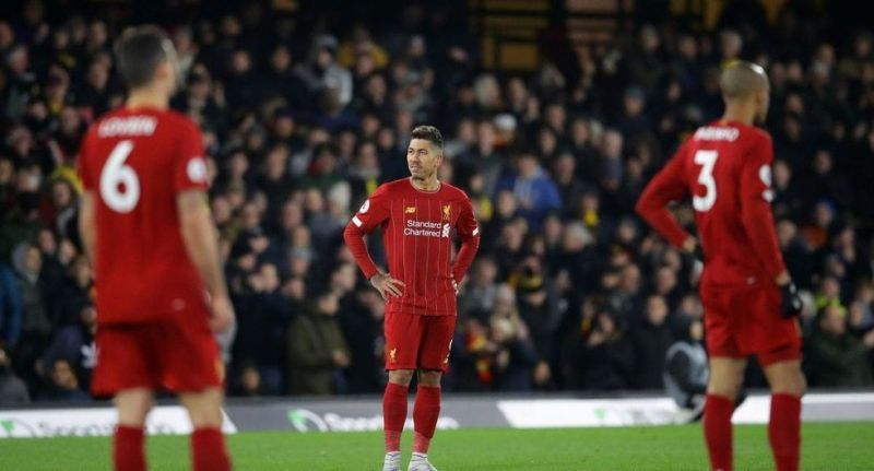 Watford 3-0 Liverpool: The end of an amazing streak...