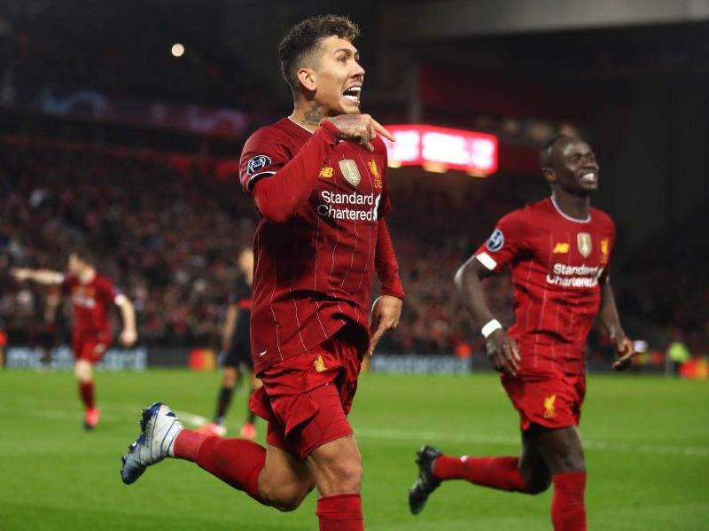 Liverpool would become the second side to reach the 100-point mark