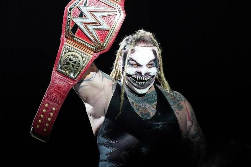 Wyatt as the Universal Champion