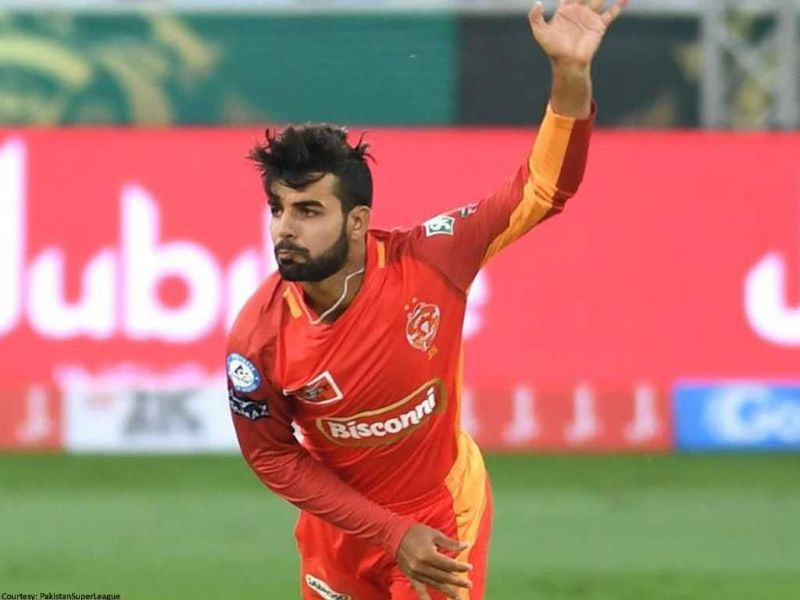 Shadab is proving to be a true asset for the Islamabad team