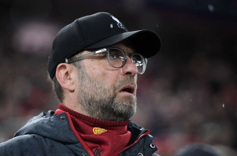 Liverpool went 44 matches unbeaten between January 2019 and March 2020