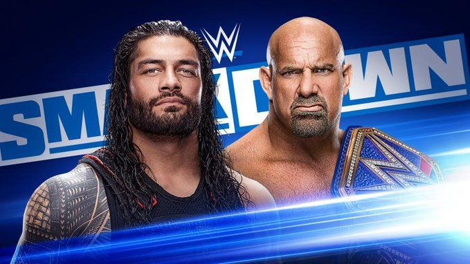 Roman Reigns and Goldberg will meet for a contract signing