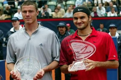 Federer beats Safin to win his first Masters 1000 title at 2002 Hamburg
