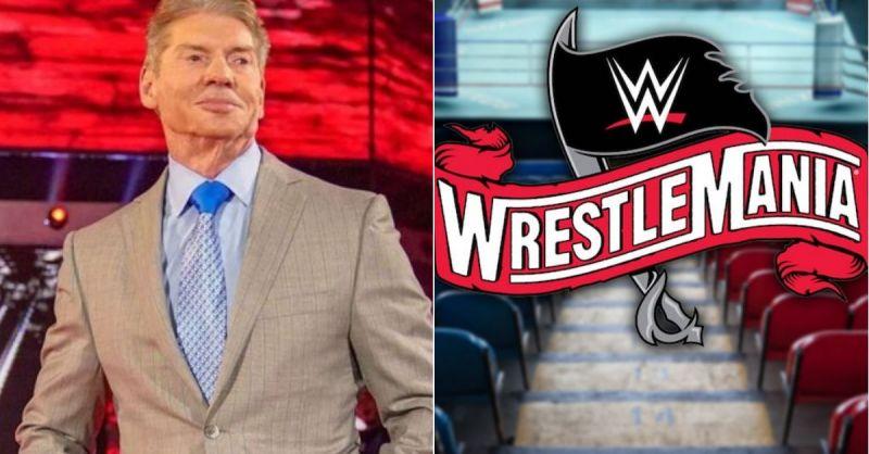 Vince McMahon (L)