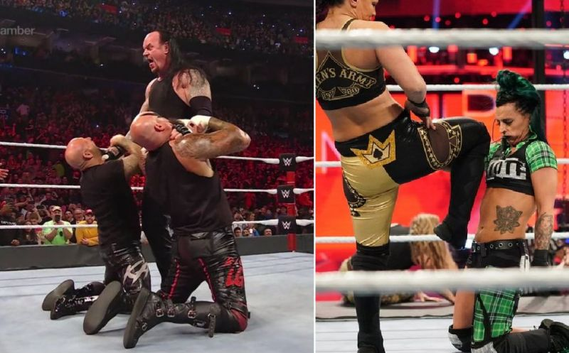 Some interesting stats are coming out of WWE Elimination Chamber 2020