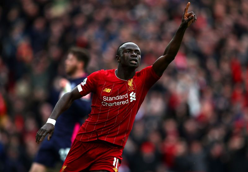 Sadio Mane came up clutch for his team yet again