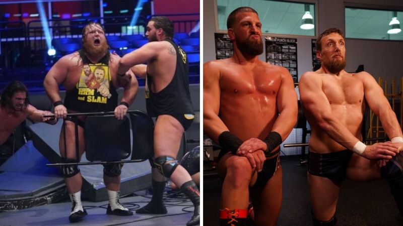 It was a rather interesting episode of SmackDown
