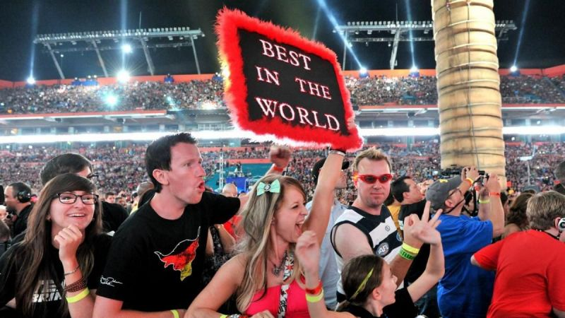 This will be a very different WrestleMania for WWE fans
