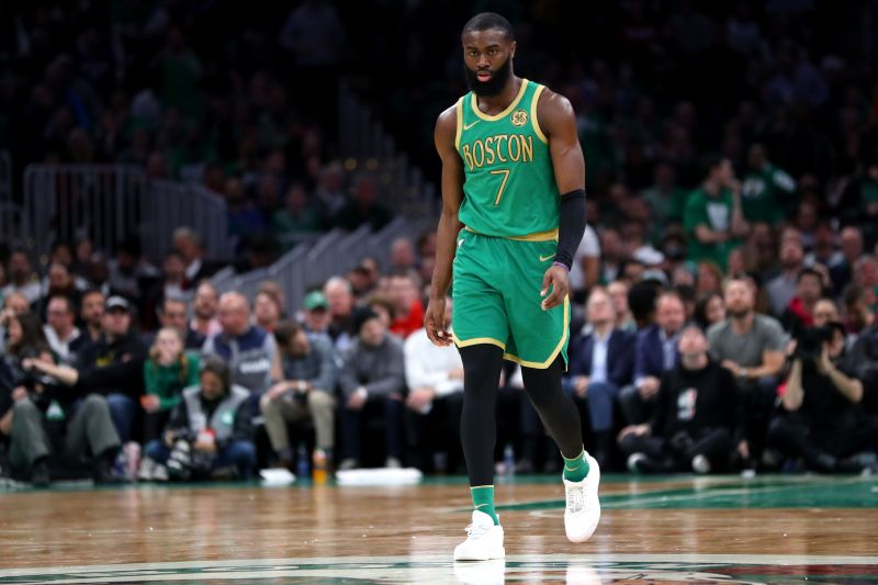 Jaylen Brown is ruled out for the Boston Celtics