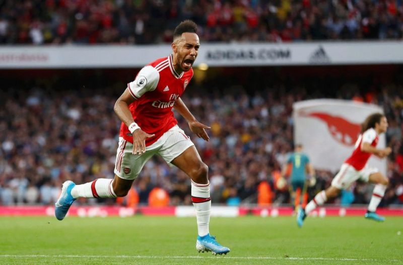 Aubameyang is fighting a lone battle at Arsenal
