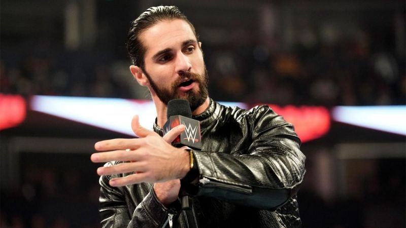 Seth Rollins is feuding with Kevin Owens